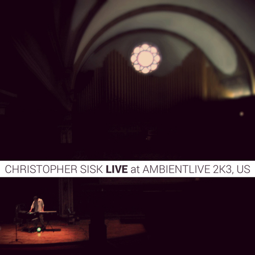Live at AmbientLive 2k3, US